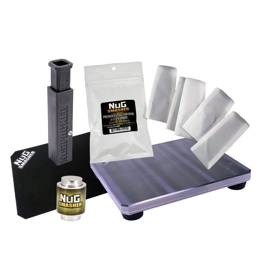 NugSmasher Original Rosin Press Accessory Kit - Trimleaf Canada