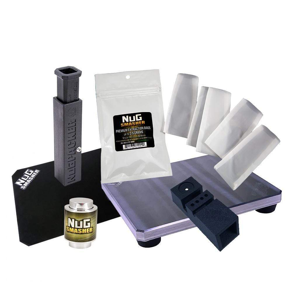 NugSmasher XP/Touch Rosin Press Accessory Kit - Trimleaf Canada