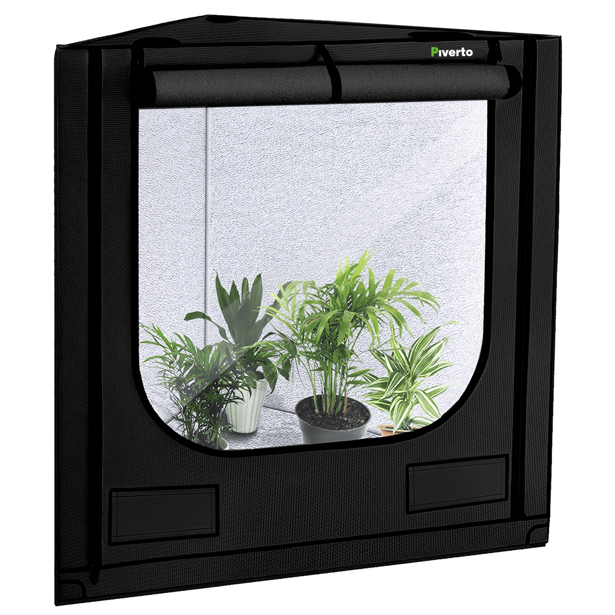 Piverto Piverto Indoor Corner Grow Tent