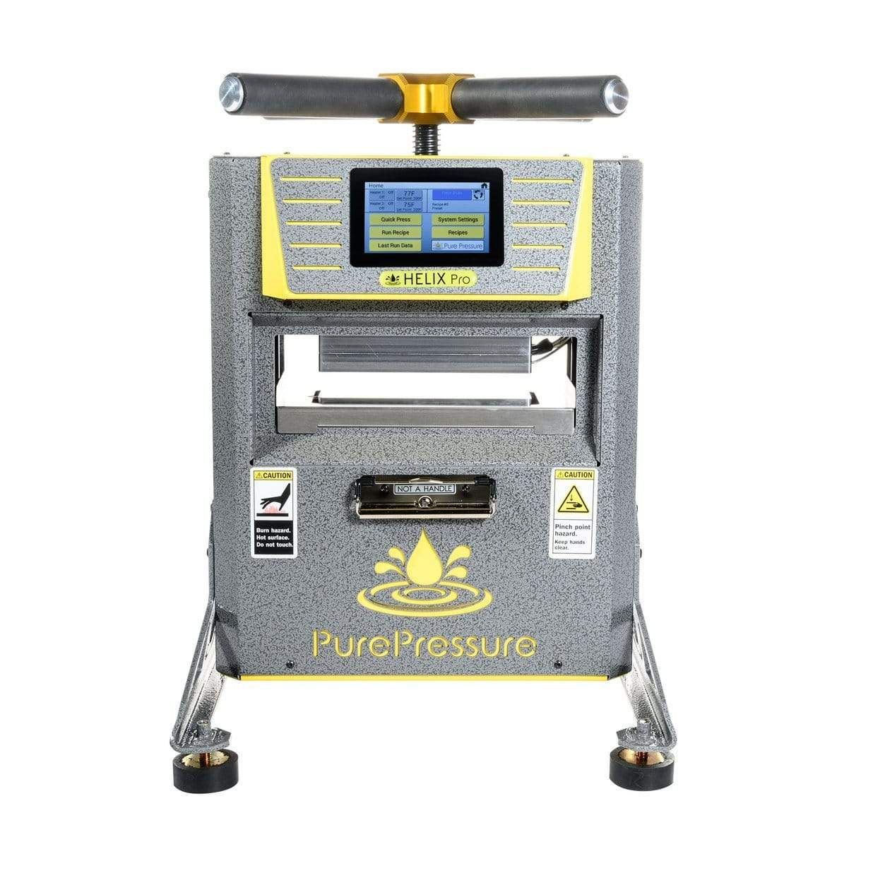 Pure Pressure Helix Pro 5 Ton Rosin Press - Trimleaf Canada