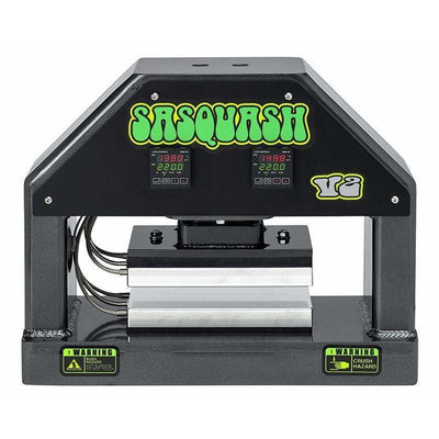 Sasquash V2 15 Ton Rosin Press - Trimleaf Canada