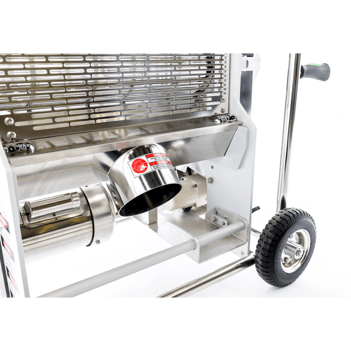 Twister T2 Tandem Bud Trimmer & Leaf Collector System