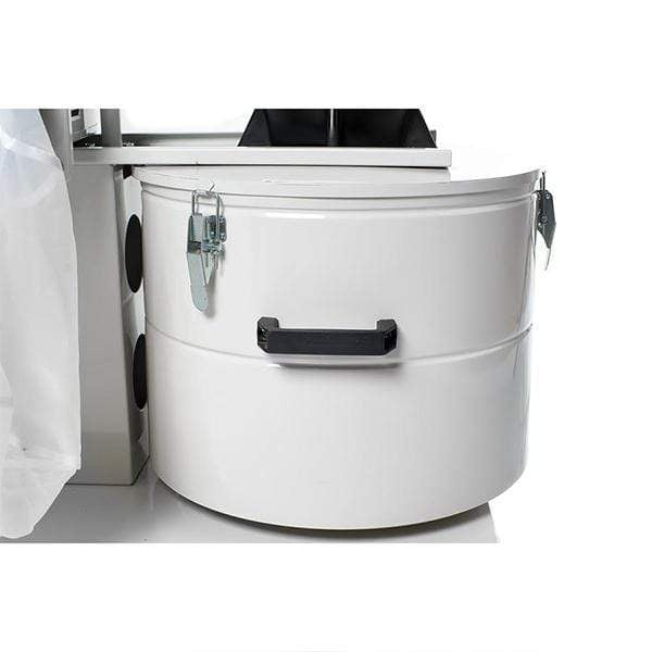 Twister T2 Trim Saver Stainless Steel Bin & Cleanable Cyclone - Trimleaf Canada