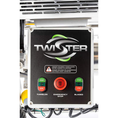 Twister Twister T2 Ultimate Tandem Bud Trimmer & Leaf Collector System