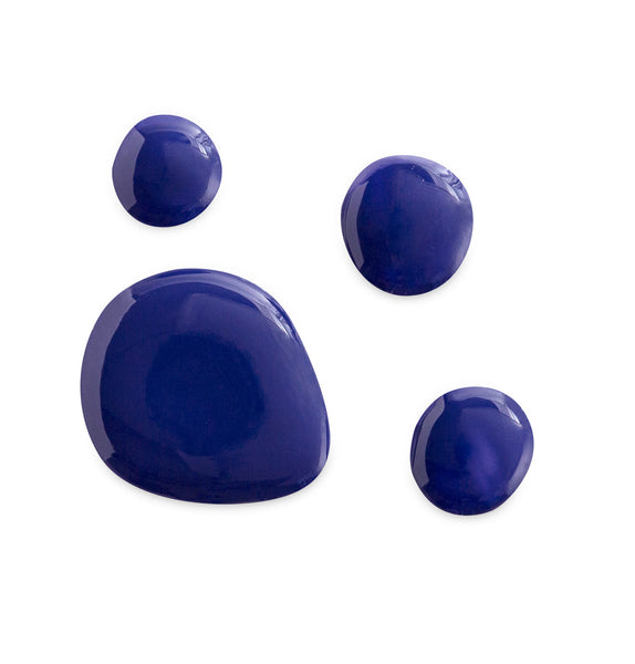 Royal Blue Base Coat Drops- MINE Luxury Nail Lacquer