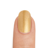 Real 24K Gold Nail Polish- MINE Luxury Nail Lacquer