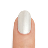 Real Silver Nail Polish- MINE Luxury Nail Lacquer