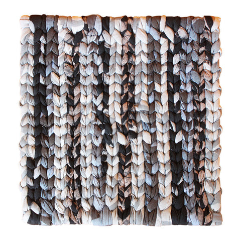 Recycled Fabric Trivet Black - Global Mamas (T)