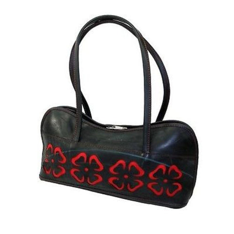 Cut Out Flower Tire Bag - Conserve