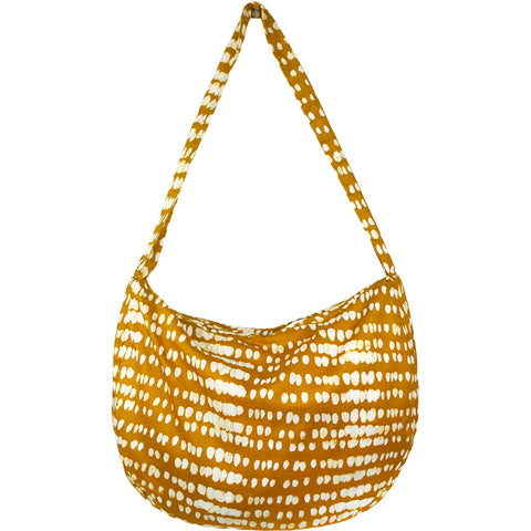 Globe Trotter Bag Monsoon Design Mustard - Global Mamas (Bag)