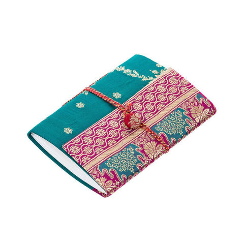 Nityagata Silk Sari Journal - Assorted - Matr Boomie (J)