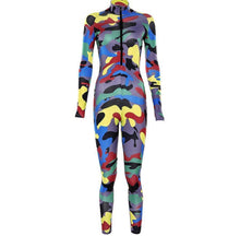 Confetti  Camouflage Body-Suit