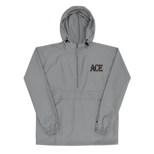 ACE Embroidered Champion Packable Jacket