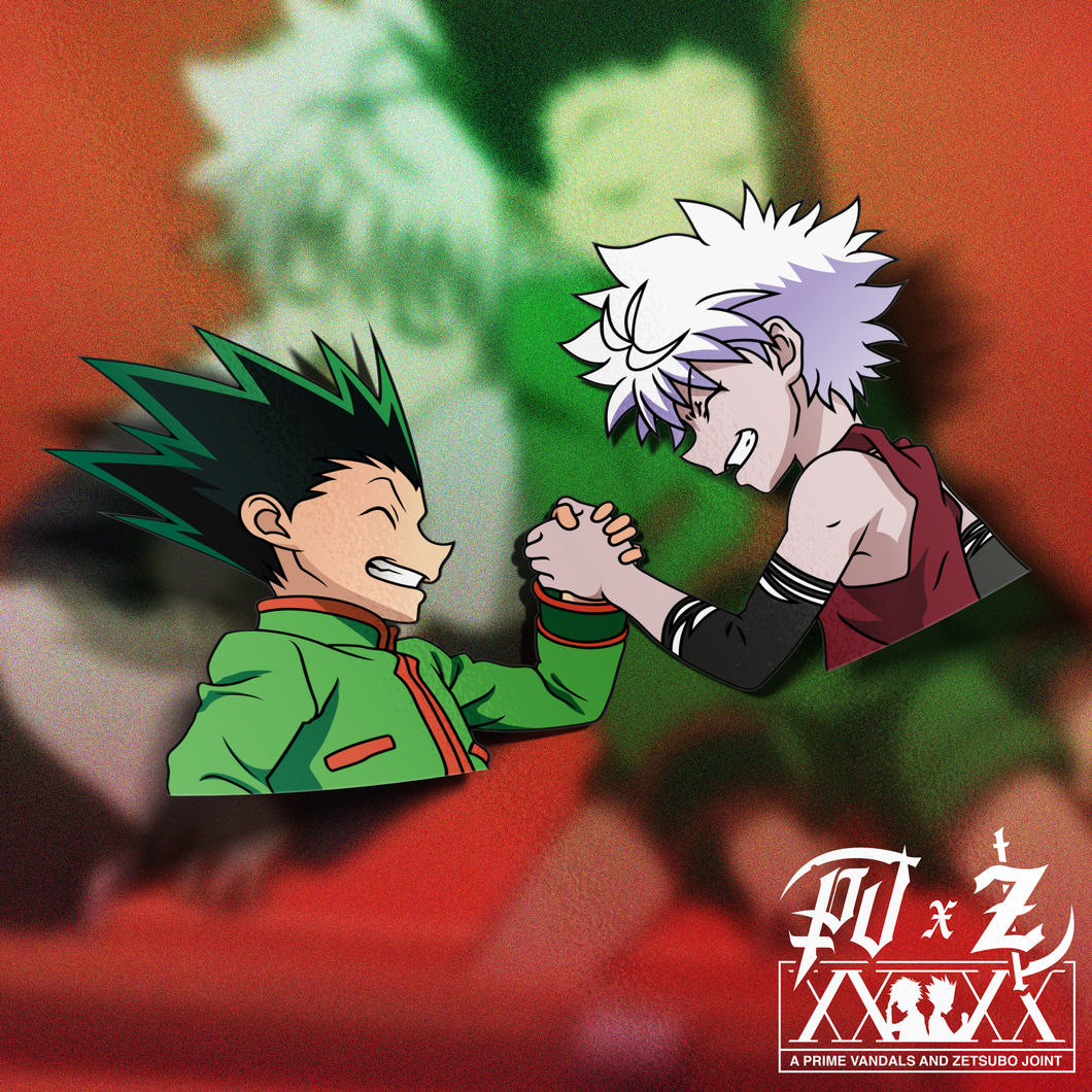 Gon x Killua (Bro Moment)