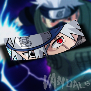 Young Kakashi Sharingan Slap
