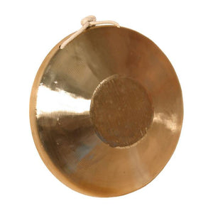 "The Gong Shop Opera Gongs 08.5"" Hand Opera Gong with Beater High Pitch"