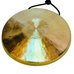 "The Gong Shop Opera Gongs 11"" Opera Gong Fong Gong with Mallet Descending Pitch"