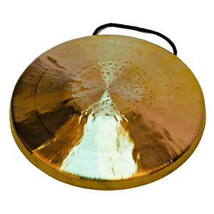 "The Gong Shop Opera Gongs 12"" Opera Gong Fong Gong with Mallet Descending Pitch"