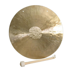 "The Gong Shop Wind Gongs 14"" Wind Gong with Beater"