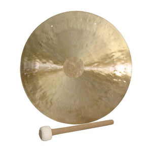 "The Gong Shop Wind Gongs 16"" Wind Gong with Beater"