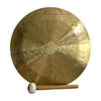 "20"" Wind Gong with Beater"