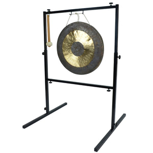 "The Gong Shop Featured Products 22"" Chau Gong on Wuhan Gong Stand with Mallet"