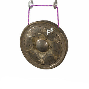 The Gong Shop Tuned Thai Gongs F5 Tuned Thai Gong