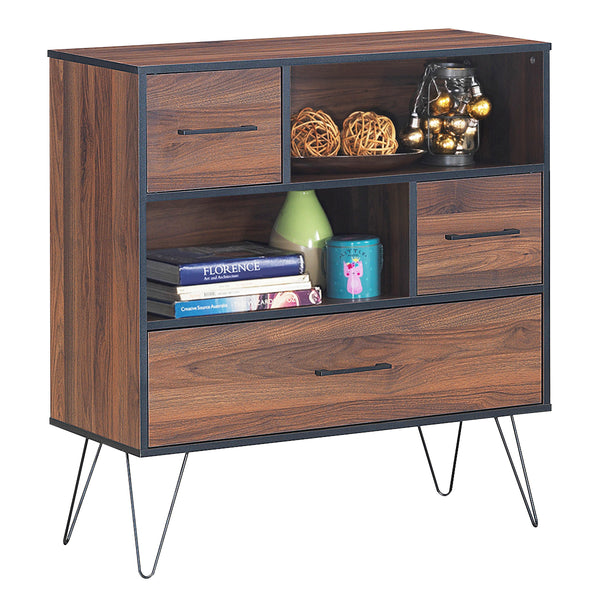 Multipurpose Sideboard Cabinet Display Unit w/Drawers