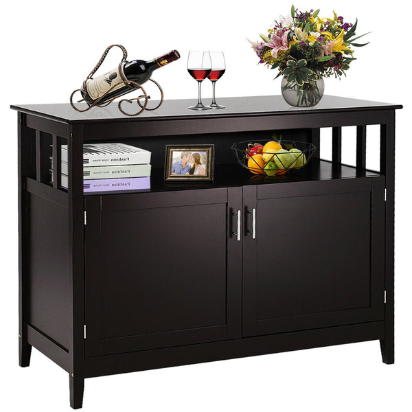 Modern Sideboard Cabinet Buffet Server Table