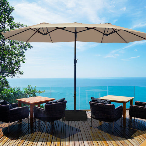 15' Outdoor Patio Umbrella