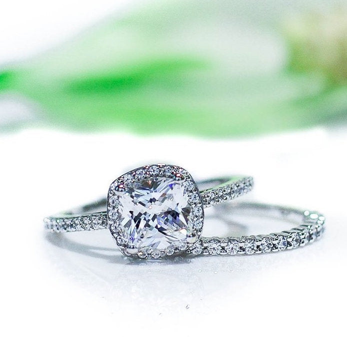 Engagement Rings - Diamond