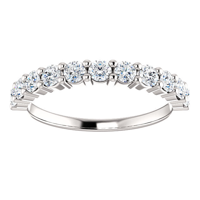 Grace Band 2/3 Carat (2.5mm)