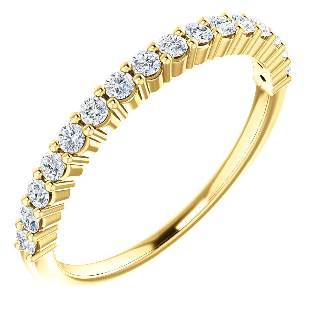 Grace Band - Small (0.33 Carat, 1.7mm)