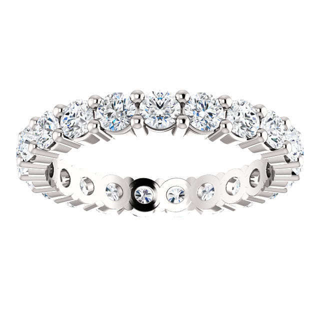 Abigail Band 2 Carats (3mm)
