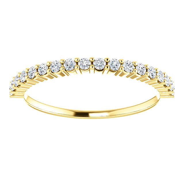 *In Stock* Grace Band 1/4 Carat (1.5mm)