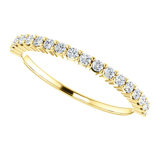*In Stock* Grace Band 1/4 Carat