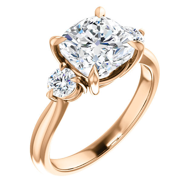 Holly Diamond Engagement Ring