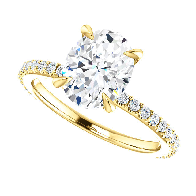 Danielle Diamond Engagement Ring
