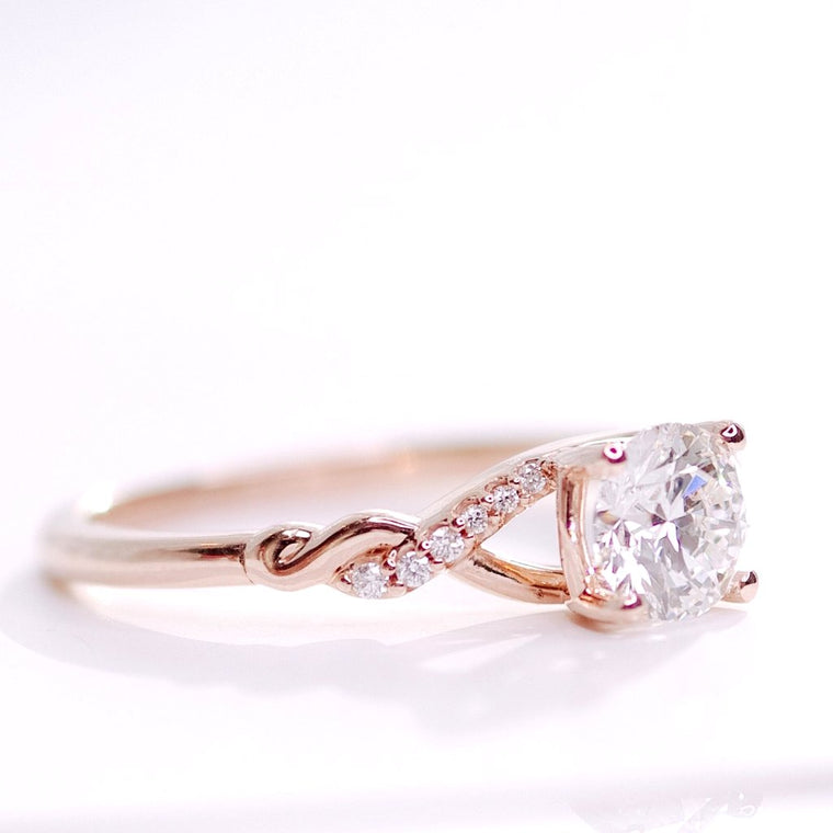 *In Stock* Shea Diamond Engagement Ring