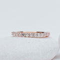 Abigail Eternity Band - Medium (1 Carat, 2mm)