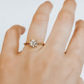 *In Stock* Flora 1.31 carat Diamond Engagement Ring