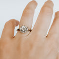 Maribel Diamond Engagement Ring