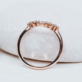 *In Stock* Marissa Contour Band (Rose Gold)