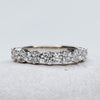 *In Stock* Anais Band 9/10 Carat (White gold)