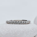 *In Stock* Cali Band 1/2 Carat (2mm)