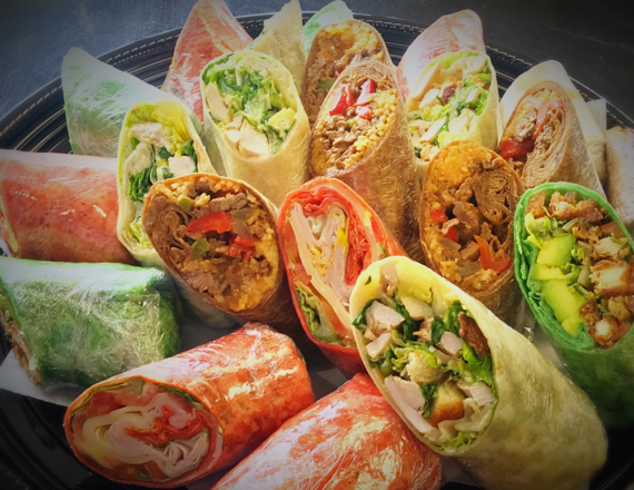 Our favorite wraps