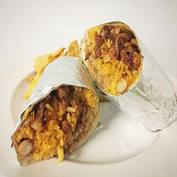 Al Pastor Burrito. At KopëPot, we make it easy to order. Try our food delivery service today! Food delivered in Sunnyvale, Mountain View, Palo Alto, Milpitas, Stanford, San Jose and more
