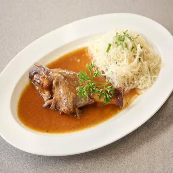 Lamb Shank. At KopëPot, we make it easy to order. Try our food delivery service today! Food delivered in Sunnyvale, Mountain View, Palo Alto, Milpitas, Stanford, San Jose and more