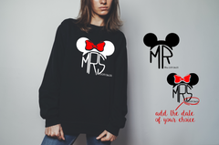 sweatshirt for couple