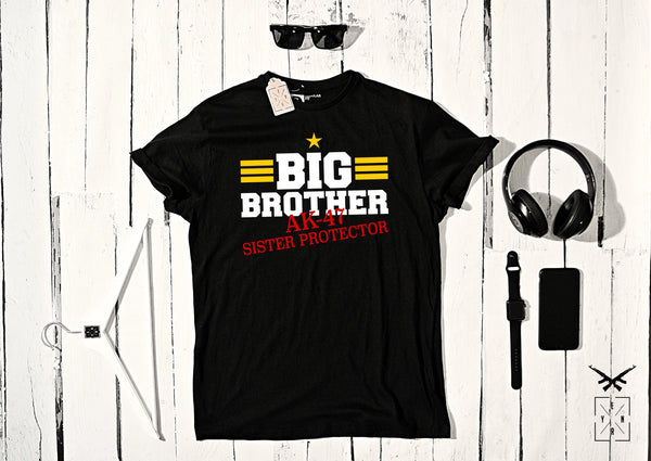 "T-shirts ""Big brother""-T-Shirts-EnryPrint.com"